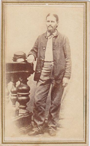 "Thomas ""Boston"" Corbett Corporal, Killed John Wilkes Booth"
