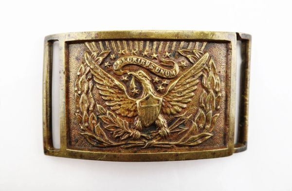 Model 1851 Officer's Sword Belt Plate