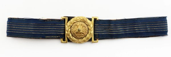 U.S. Navy Civil War Officer's Belt