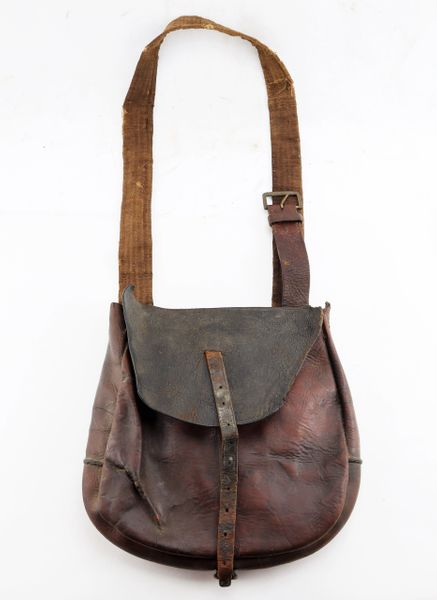 Identified Confederate Officer's Haversack