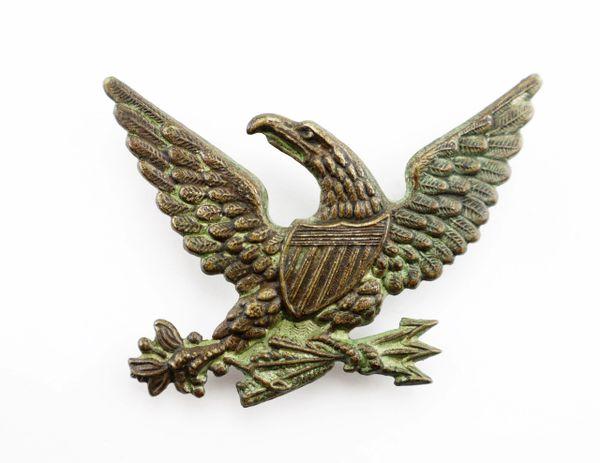 Civil War Eagle Hat Device / SOLD