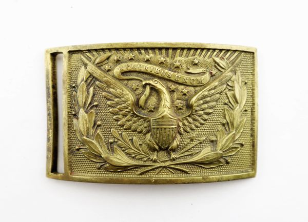 Officer's Sword Belt Plate