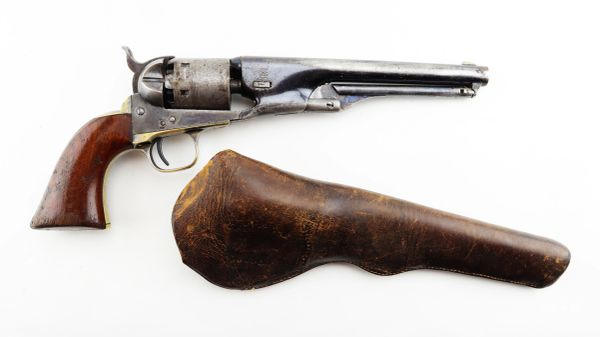 Colt 1861 Navy Model Revolver