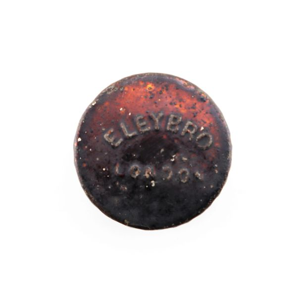 Civil War Percussion Cap Tin