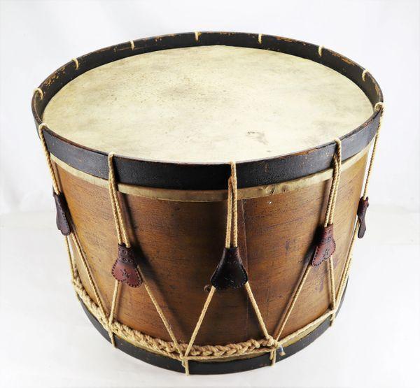 Civil War Bass Drum