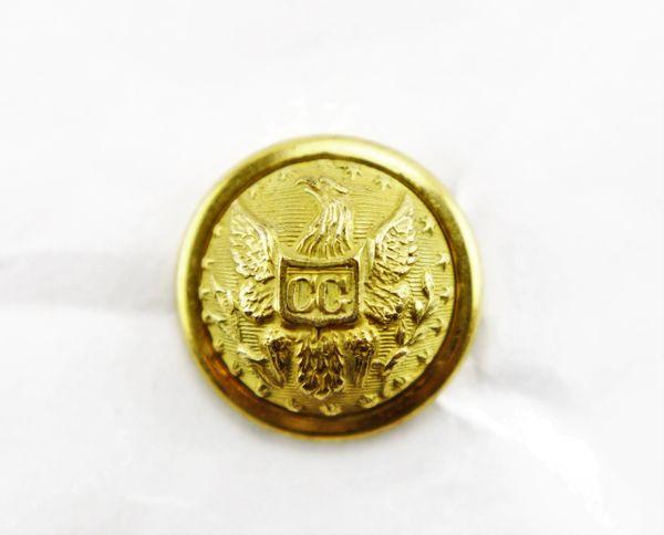 Columbus Guard Cuff Button
