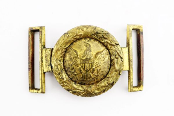 Militia Officer's Belt Plate / On-hold