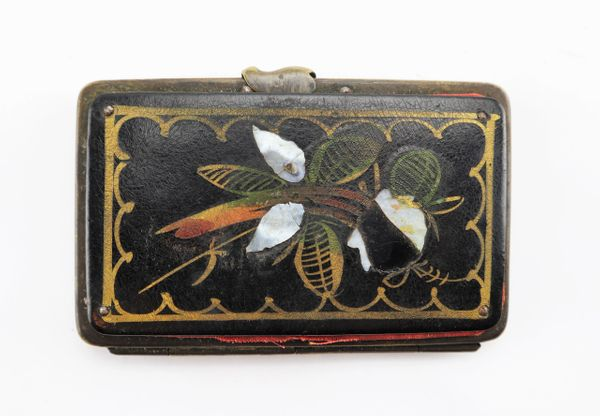 Civil War Change Purse
