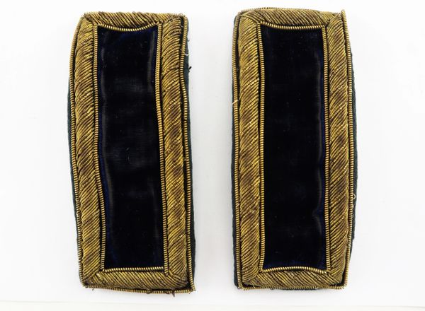 Civil War Infantry Shoulder Bars