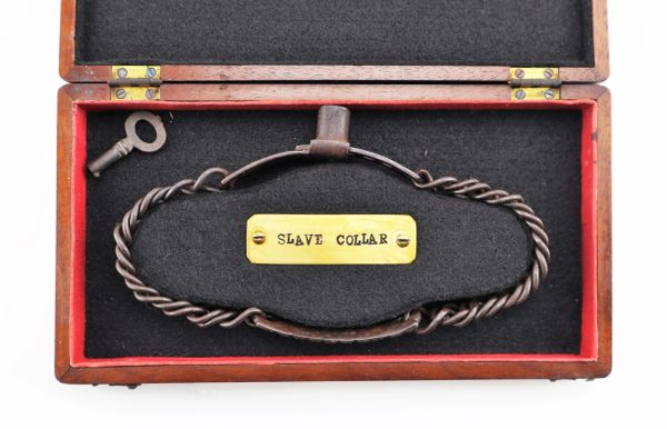Civil War Dog / Slave Collar