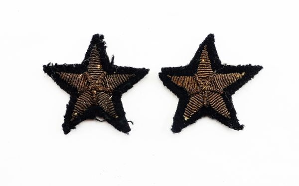 """Star"" Insignia / On-hold"