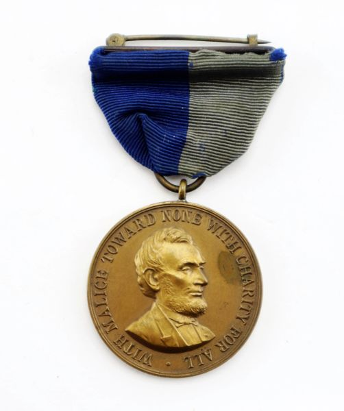 The Civil War Campaign Medal / Sold