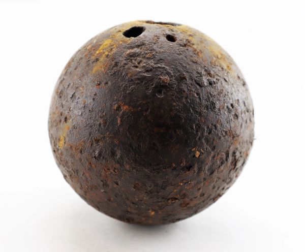 Confederate Cannonball