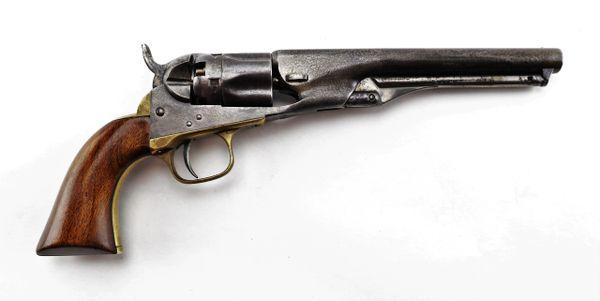 """Colt """"Police"""" Model Revolver / Sold"""
