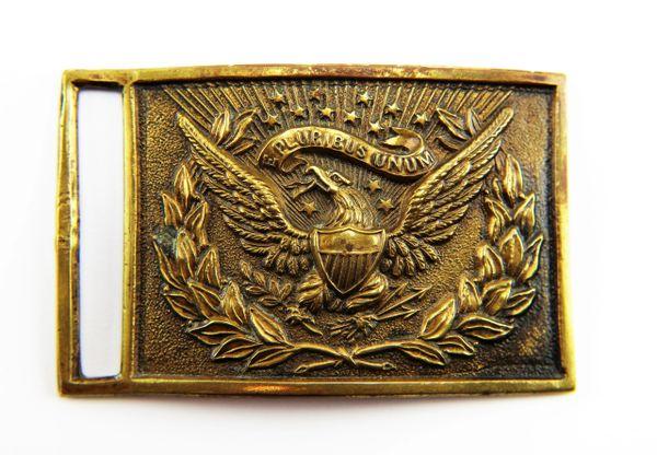 Officer's Sword Belt Plate