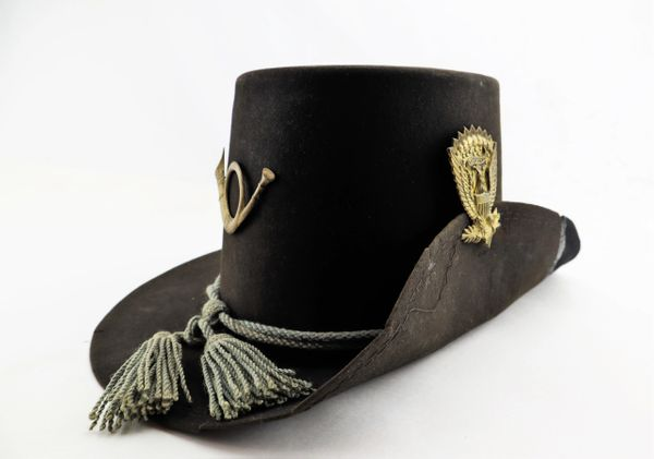 Model 1858 Infantry Hardee Hat