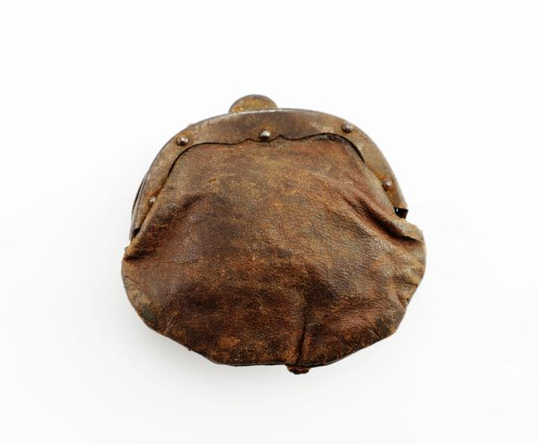 Civil War Change Purse / Sold