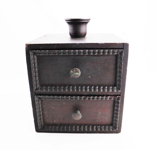 Black Ball Ballot Box