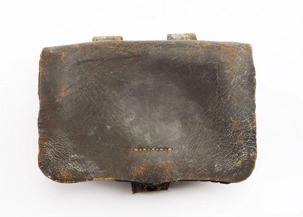 Civil War Pistol Cartridge Box
