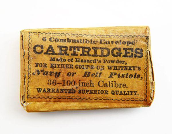 Navy Cartridge
