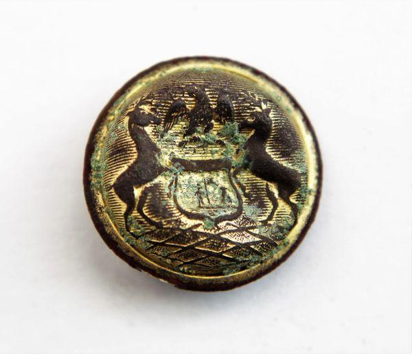 Gettysburg Recovered Michigan Button