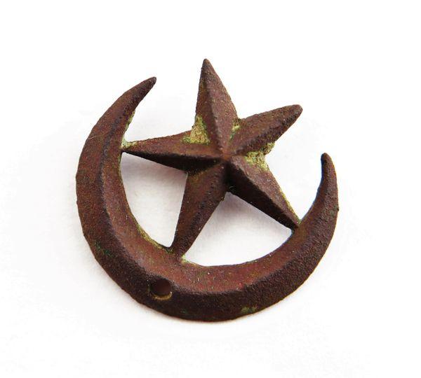 Civil War Cape Pin