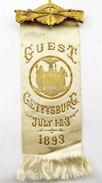 Gettysburg 1893