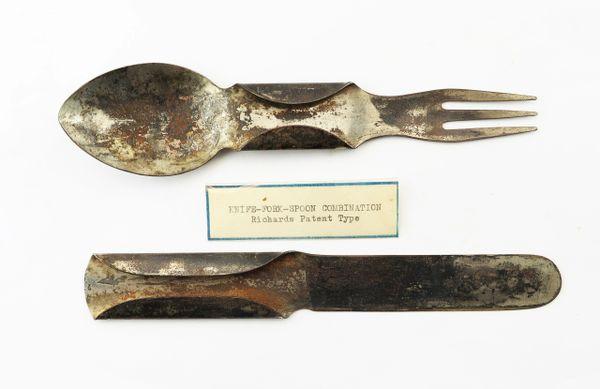 Richards Patent Eating Utensils / Sold