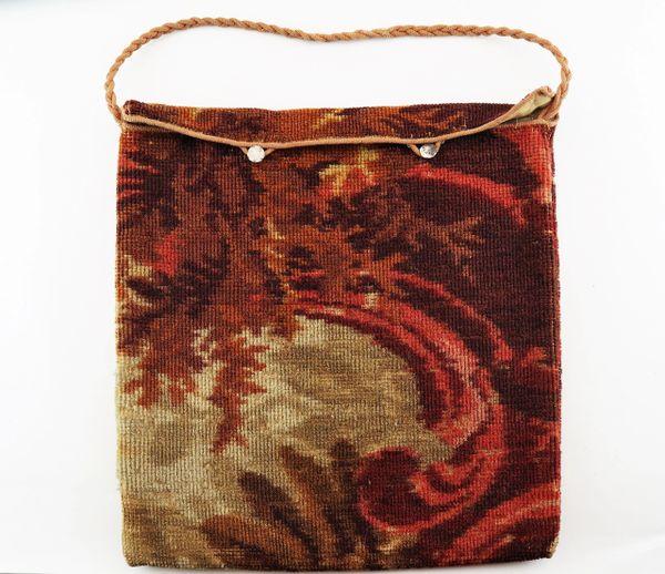 "Civil War ""Carpet Bag"" / SOLD"