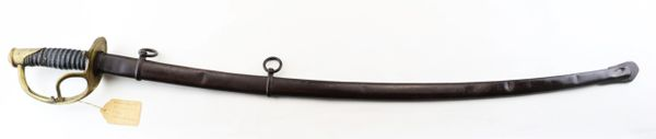 1864 Dated Cavalry Saber