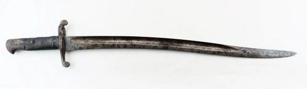 English Saber Bayonet