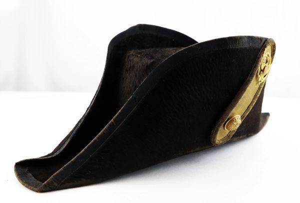Civil War Period Regulation Chapeau De Bras
