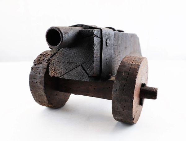 Revolutionary War Signal Cannon