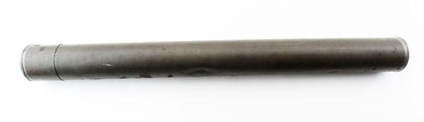 Civil War Tin Document Tube