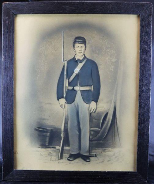 Civil War Infantryman