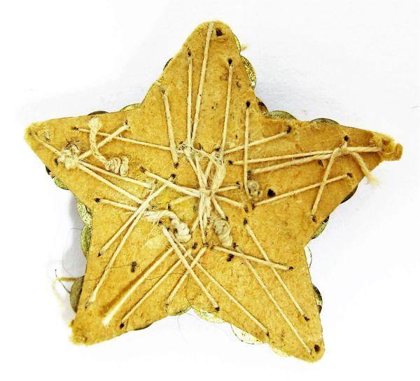 Silver Bullion Star Insignia