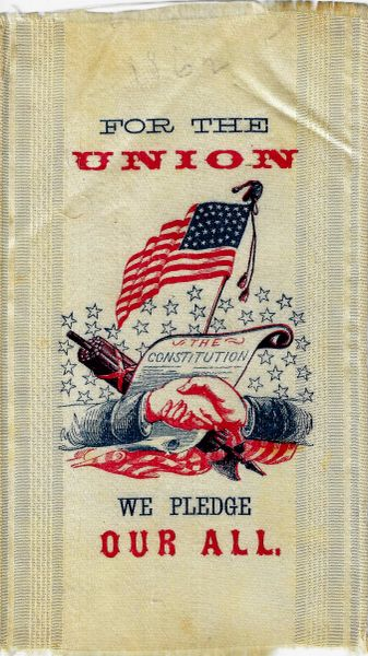 For The Union We Pledge Our All