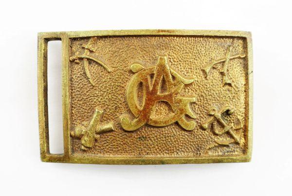 G.A.R. Belt Plate / Sold