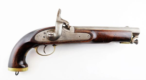 1858 Dated Enfield Cavalry Pistol