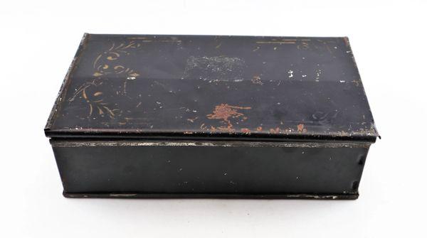 Folding Civil War Box