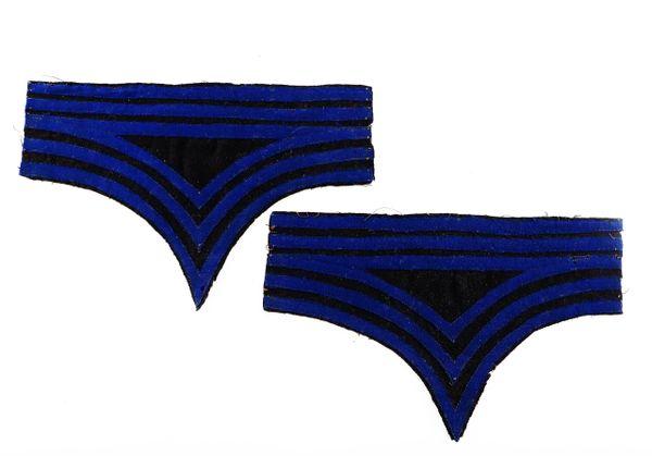 Infantry Quartermaster Sergeant Chevrons