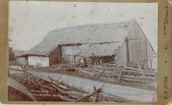 Sheeler Barn