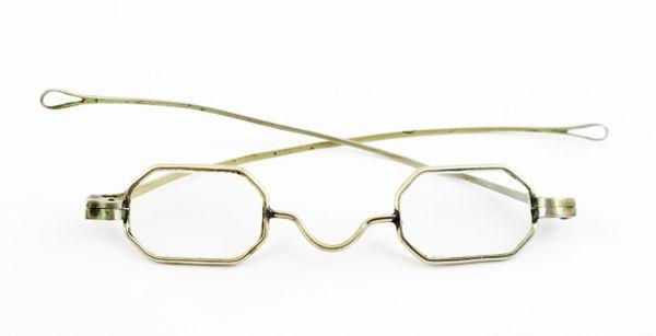 Silver Framed Eyeglasses