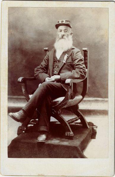G.A.R. Veteran's Photograph