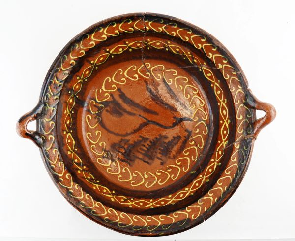 Revolutionary War Period Platter