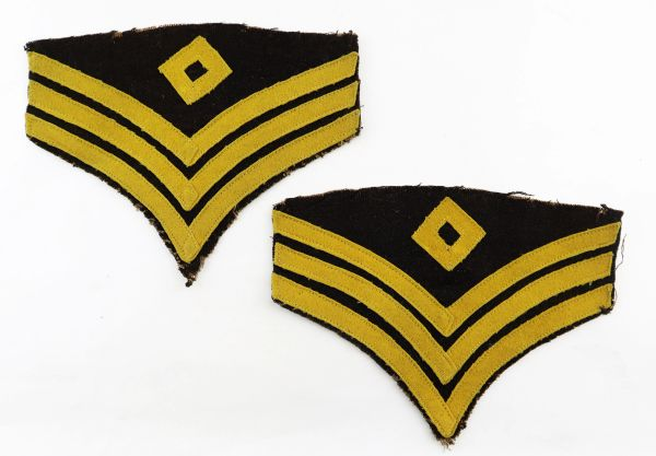Cavalry Sergeant Chevrons