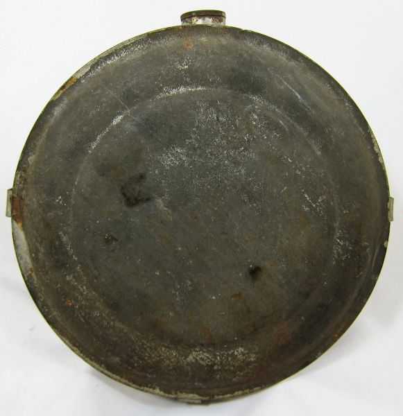 Confederate Tin Drum Canteen / SOLD