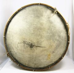 Civil War Era Bass Drum