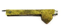 Fleam Civil War Era Bleeder Device