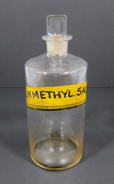 Apothecary Bottle / SOLD
